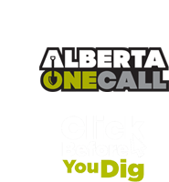 Alberta One Call logo